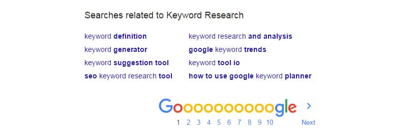 Related-Keywords