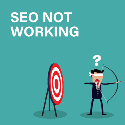 SEO Not Working